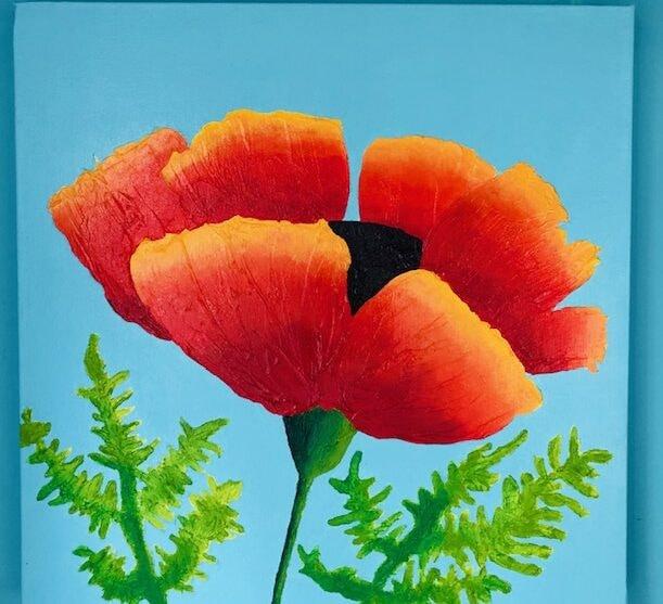 Poppies…